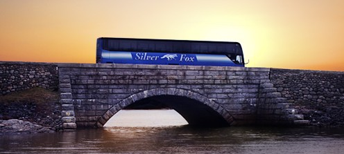 Silver Fox Motor Coach