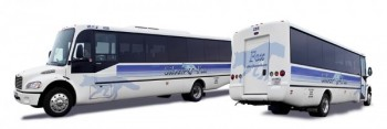 Silver Fox Motor Coaches minibus