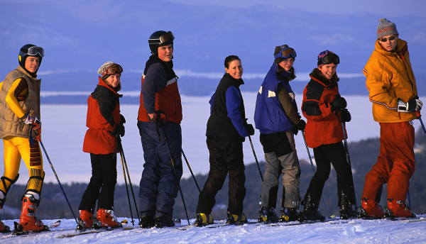 Youth Ski Tour