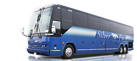 Silver Fox Motor Coach Charter