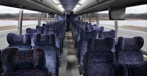 Silver Fox Motor Coach Interior