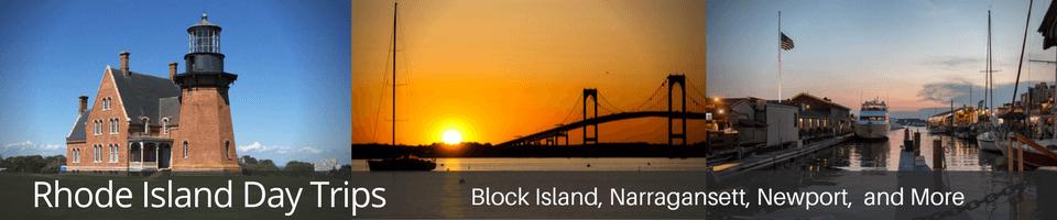 block island, narragansett, newport