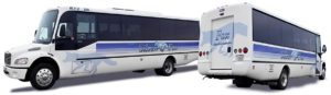 rent or charter a mini limo bus