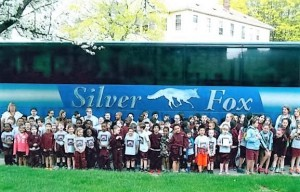 school field trip with silver fox bus tours